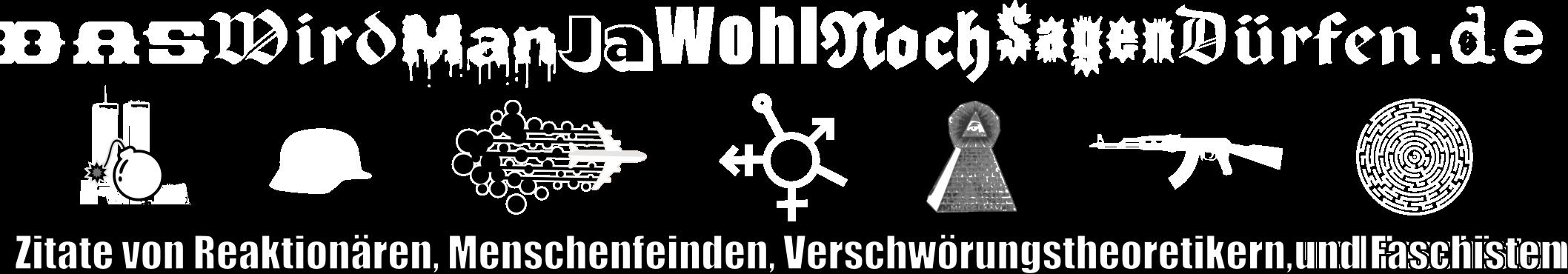 DasWirdManJaWohlNochSagenDürfen.de
